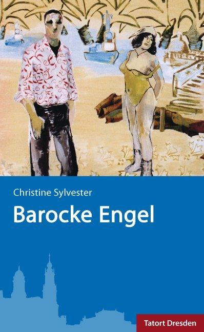 Barocke Engel als Buch