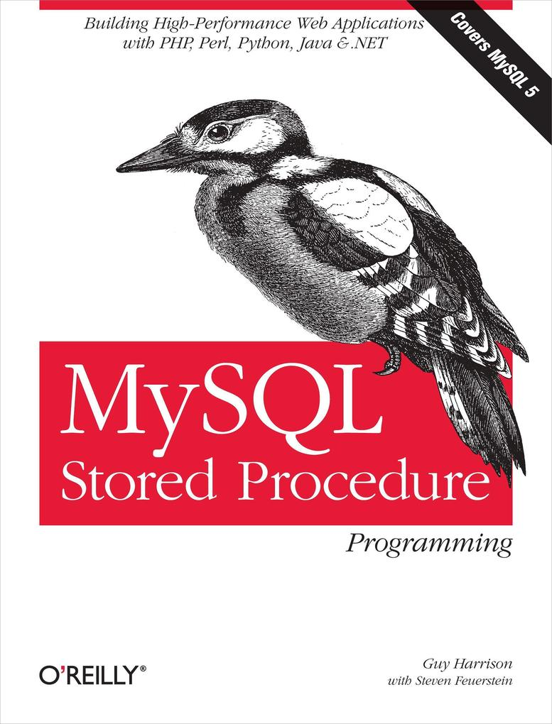 MySQL Stored Procedure Programming als Buch