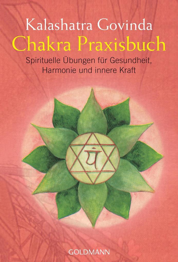 Chakra Praxisbuch als Taschenbuch