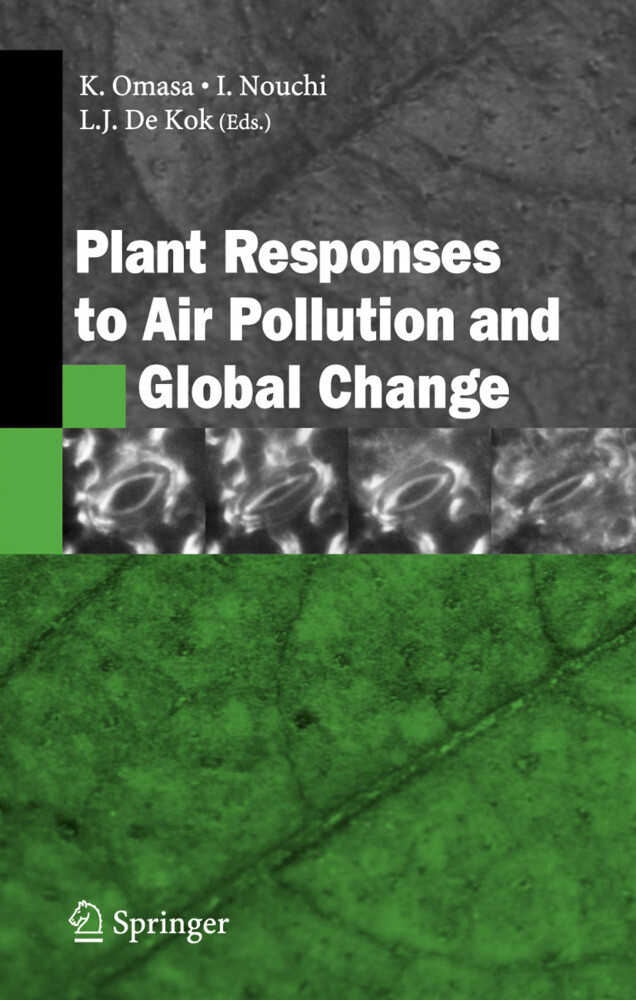 Plant Responses to Air Pollution and Global Change als Buch