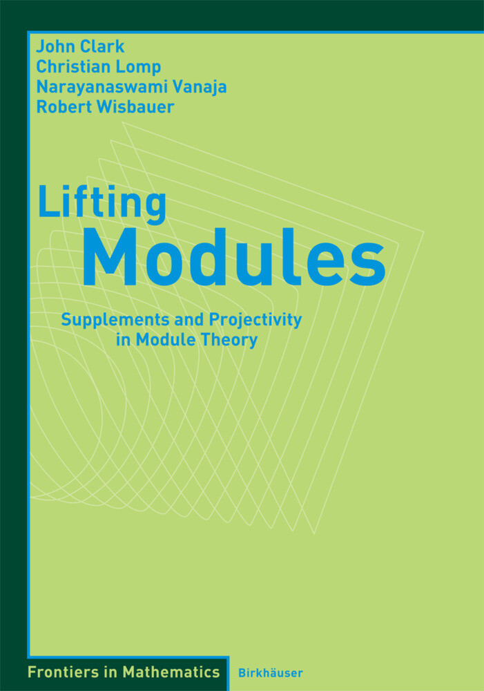 Lifting Modules als Buch