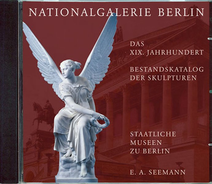 Nationalgalerie Berlin. CD-ROM ab Windows 2000 als Software