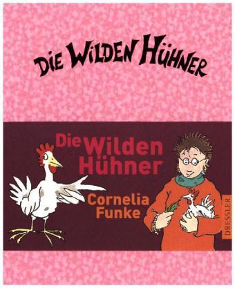 Die Wilden Hühner als Buch