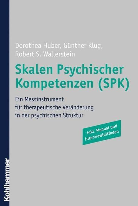 Skalen Psychischer Kompetenzen (SPK) als Buch