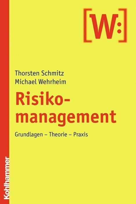Risikomanagement als Buch