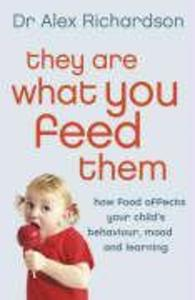 They Are What You Feed Them als Taschenbuch