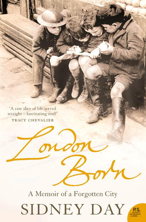 London Born: A Memoir of a Forgotten City als Taschenbuch
