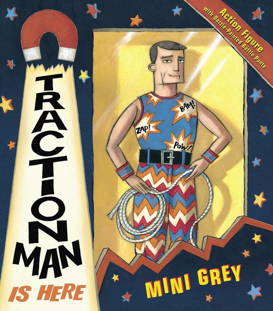 Traction Man Is Here als Taschenbuch