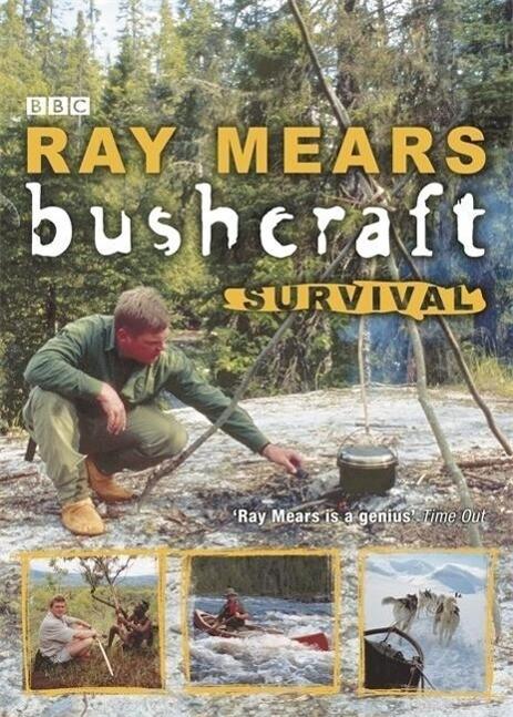 Bushcraft Survival als Taschenbuch