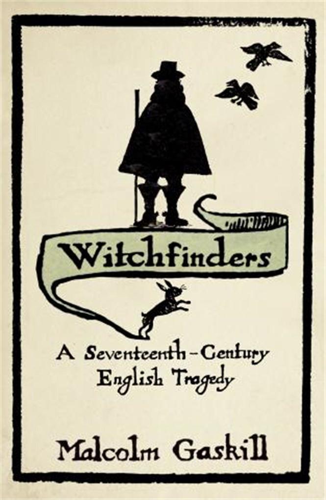 Witchfinders als Taschenbuch