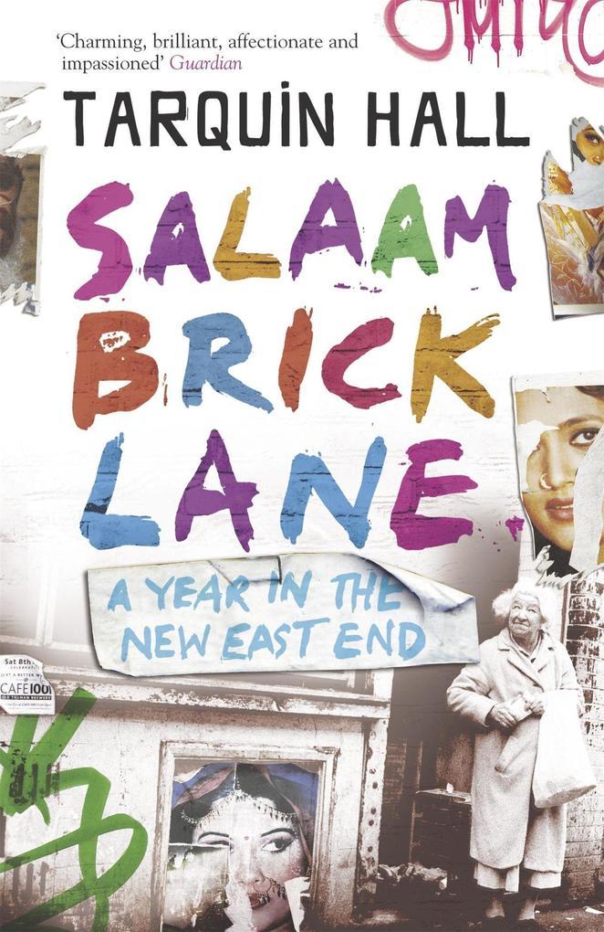 Salaam Brick Lane als Taschenbuch