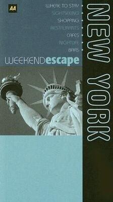 Weekend Escape New York als Taschenbuch