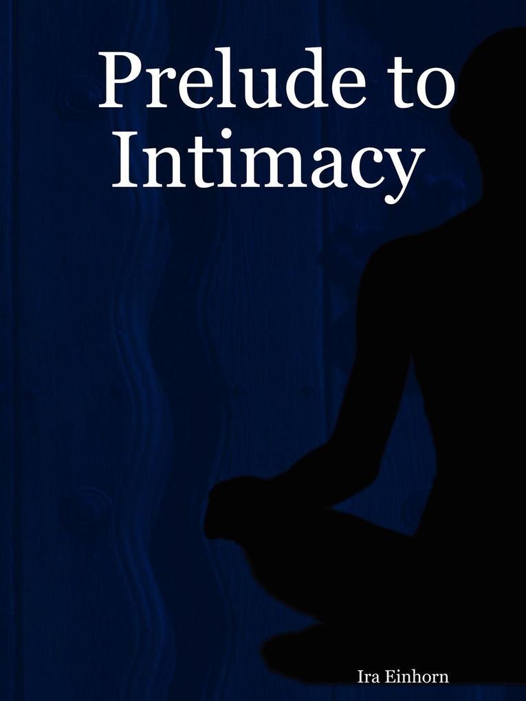 Prelude to Intimacy als Taschenbuch