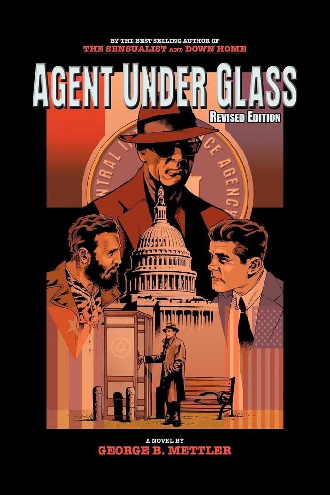Agent Under Glass als Taschenbuch