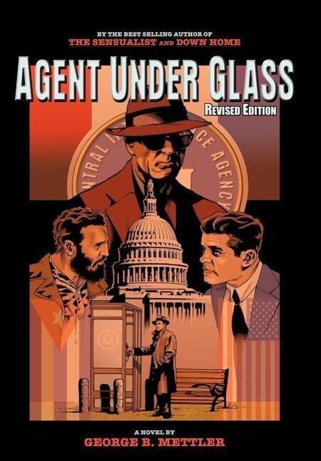 Agent Under Glass als Buch