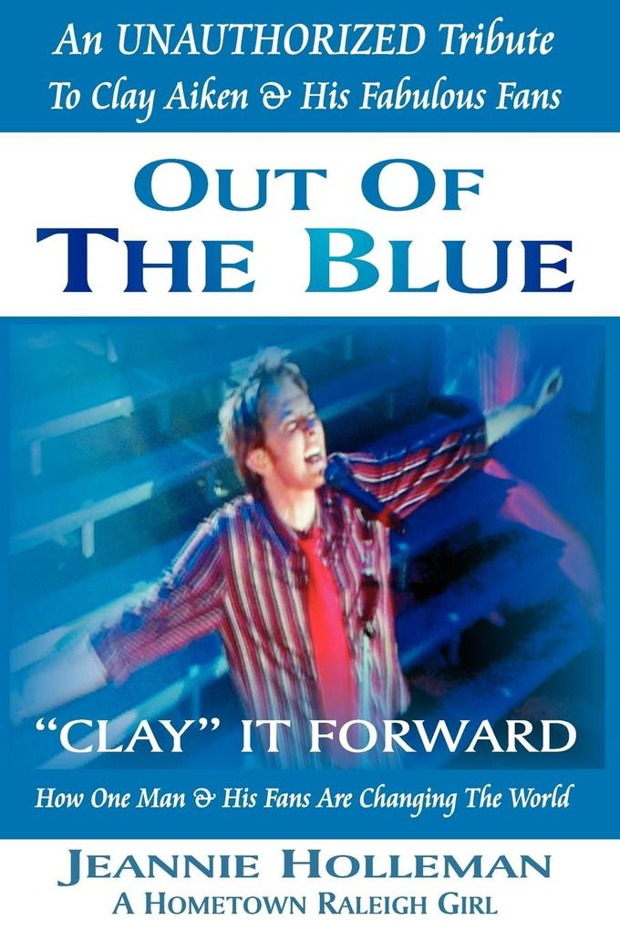 Out of the Blue Clay It Forward als Taschenbuch