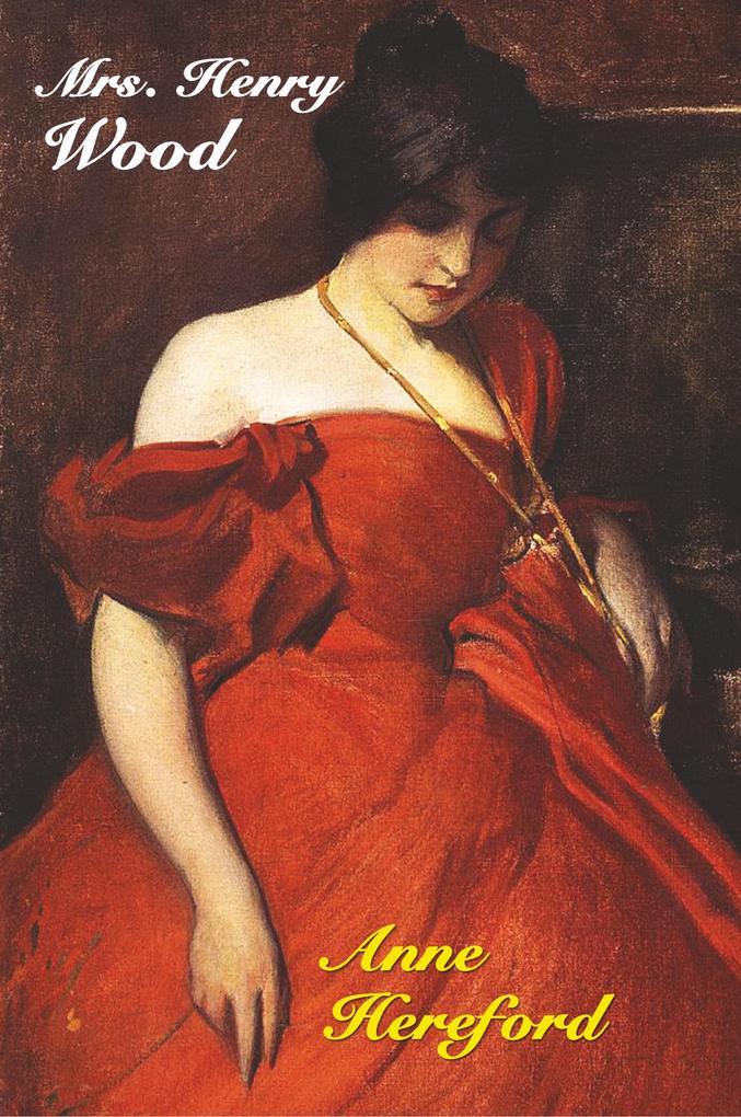 Anne Hereford als Taschenbuch