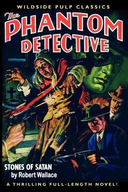 The Phantom Detective als Taschenbuch
