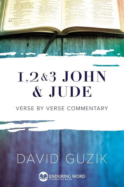 1-2-3 John & Jude Commentary als Taschenbuch