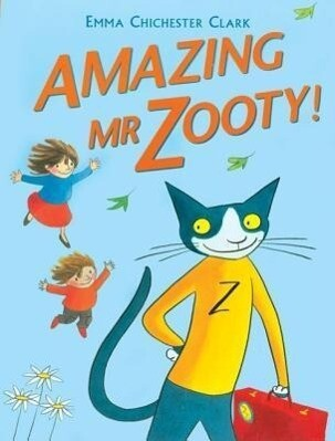 Amazing Mr. Zooty! als Buch