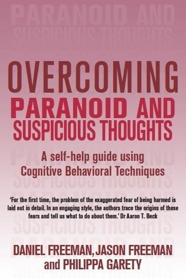 Overcoming Paranoid & Suspicious Thoughts als Taschenbuch