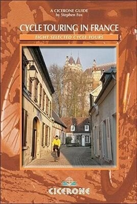 Cycle Touring in France als Buch