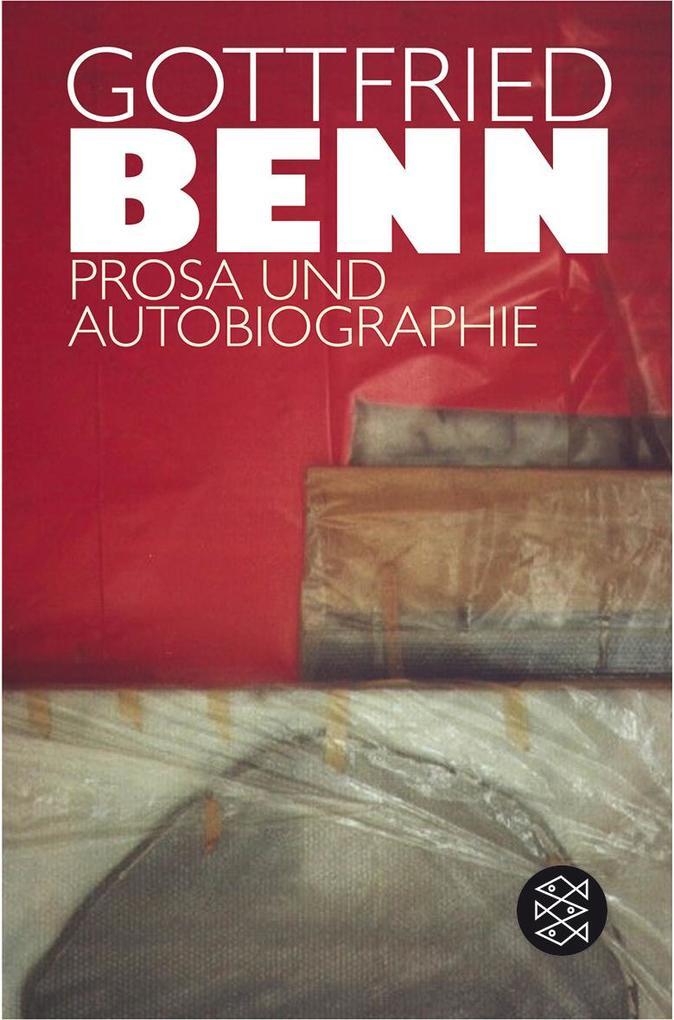 Prosa und Autobiographie als Taschenbuch