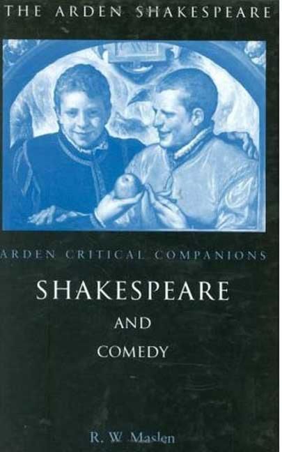 Shakespeare and Comedy als Buch