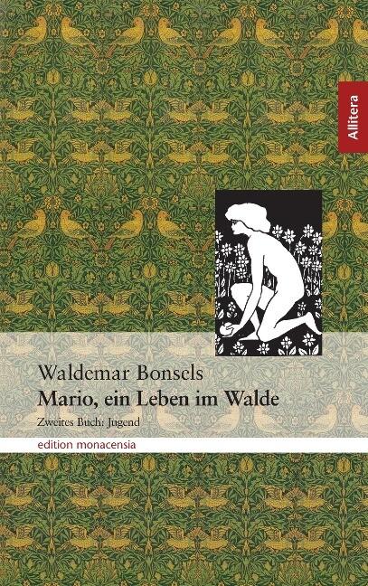 Mario, ein Leben im Walde als Buch