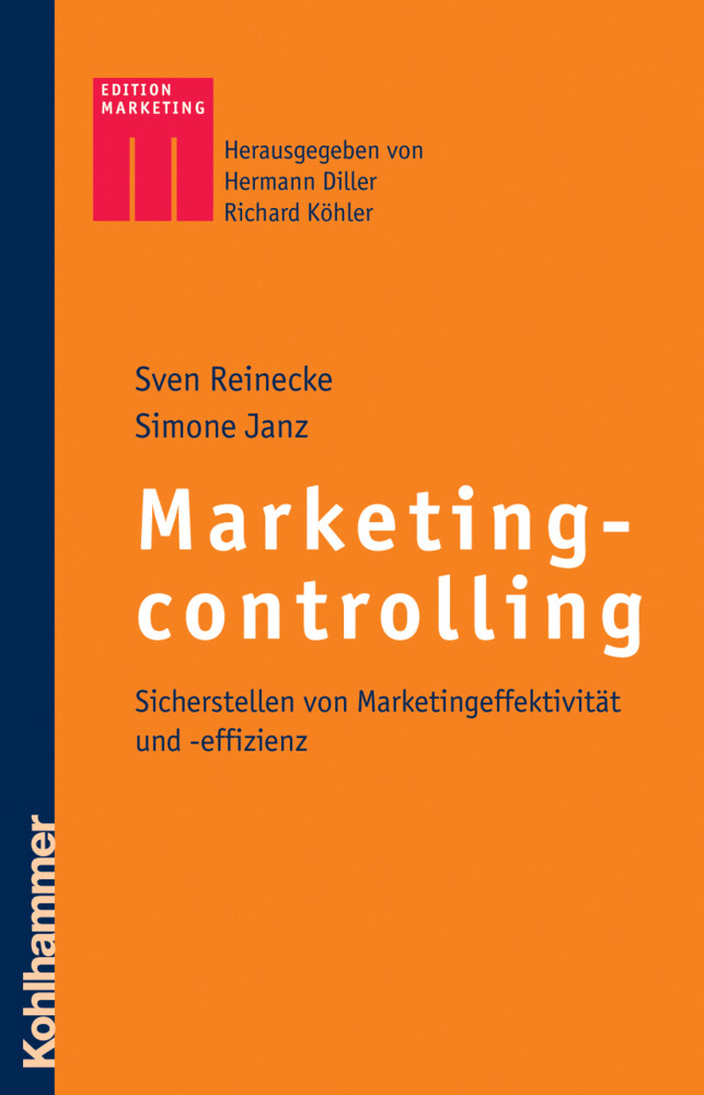 Marketingcontrolling als Buch