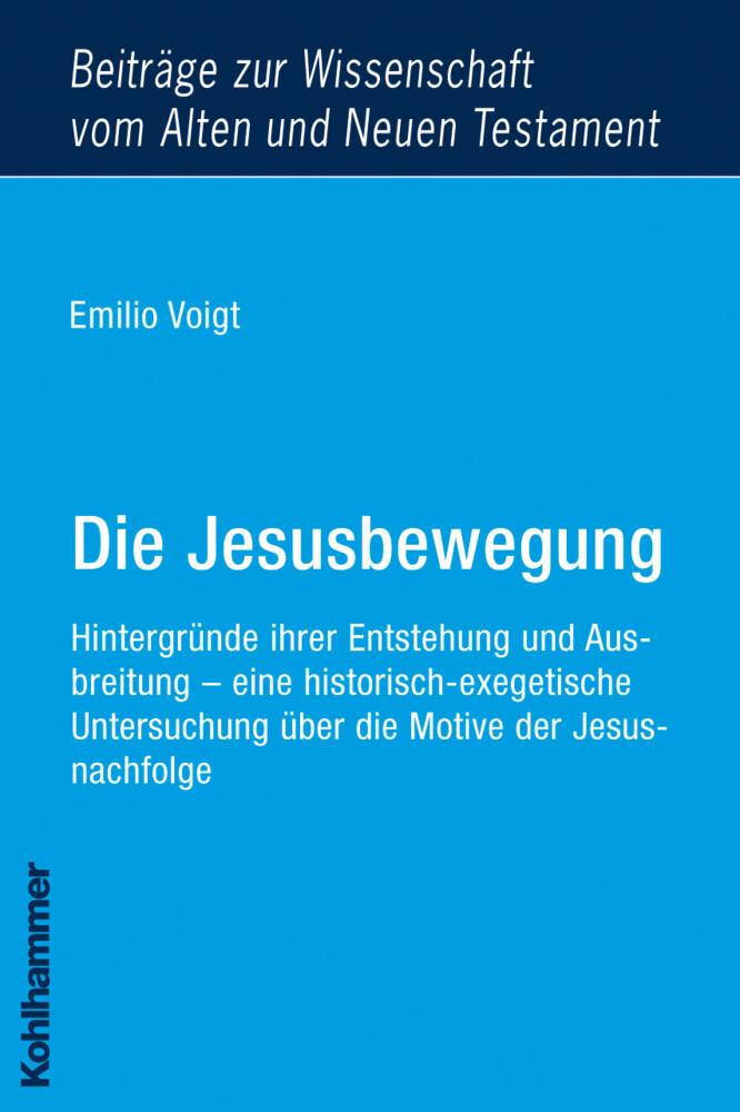 Die Jesusbewegung als Buch