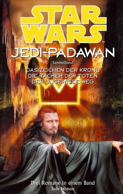 Star Wars Jedi-Padawan, Sammelband 02 als Buch