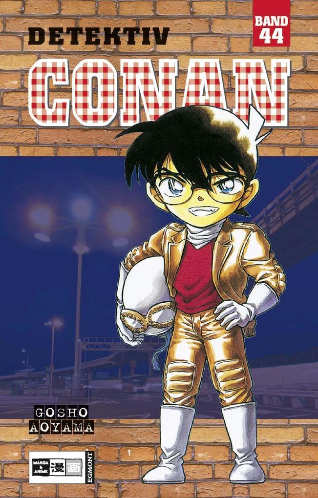 Detektiv Conan 44 als Buch