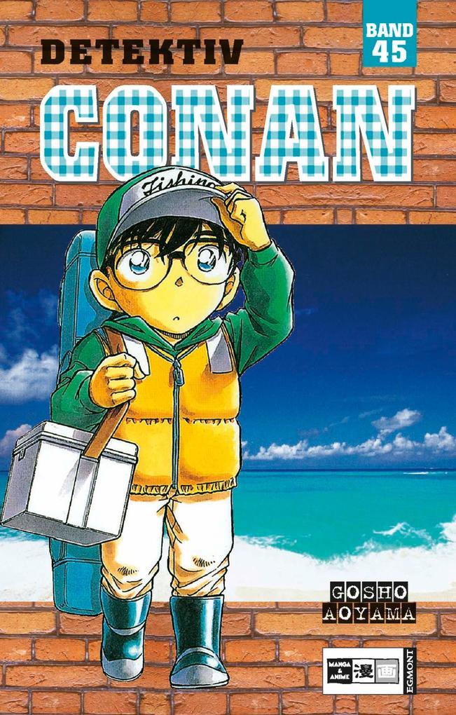 Detektiv Conan 45 als Buch
