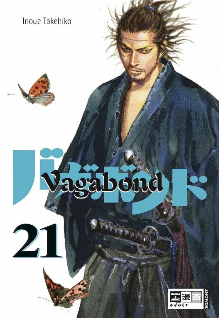 Vagabond 21 als Buch