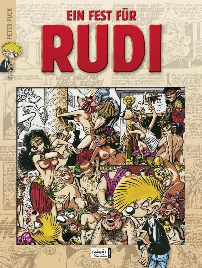 Ein Fest für Rudi als Buch