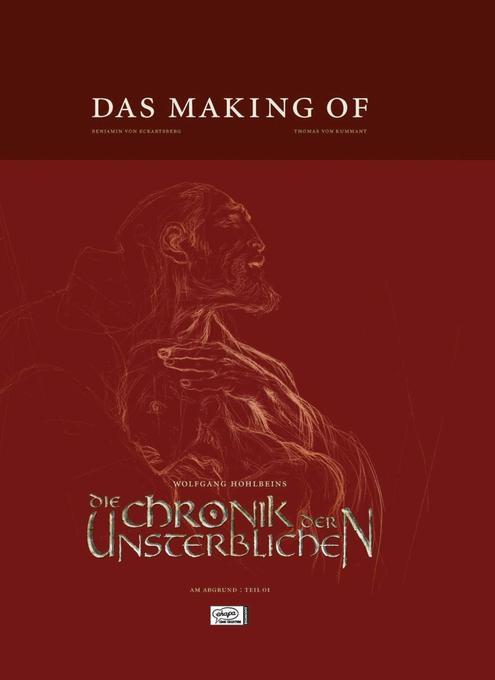 Making of: Die Chronik der Unsterblichen. Am Abgrund als Buch