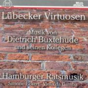 Lübecker Virtuosen als CD