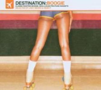 Destination: Boogie als CD