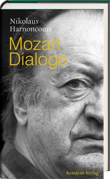 Mozart Dialoge als Buch