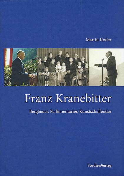 Franz Kranebitter als Buch