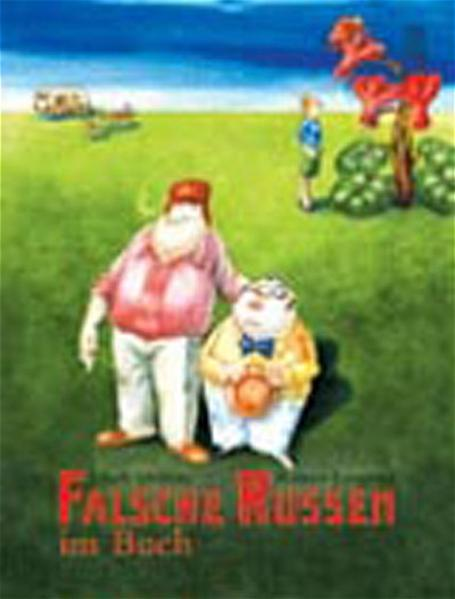 Falsche Russen im Buch als Buch