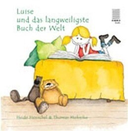 Luise und das langweiligste Buch der Welt als Buch