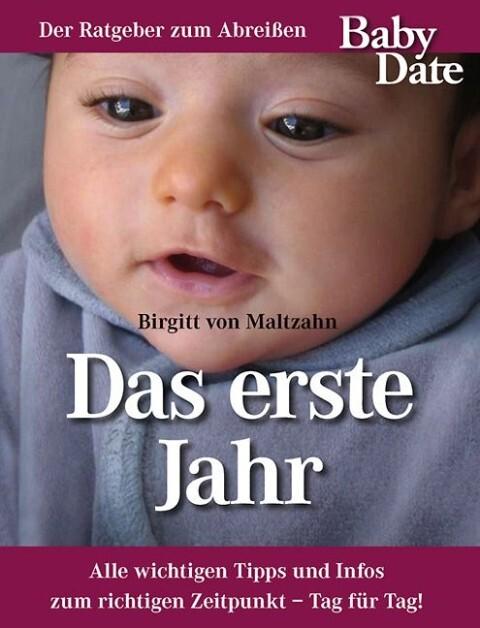 Baby Date - Das erste Jahr als Buch