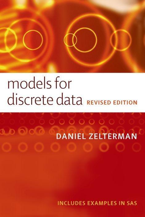Models for Discrete Data als Buch