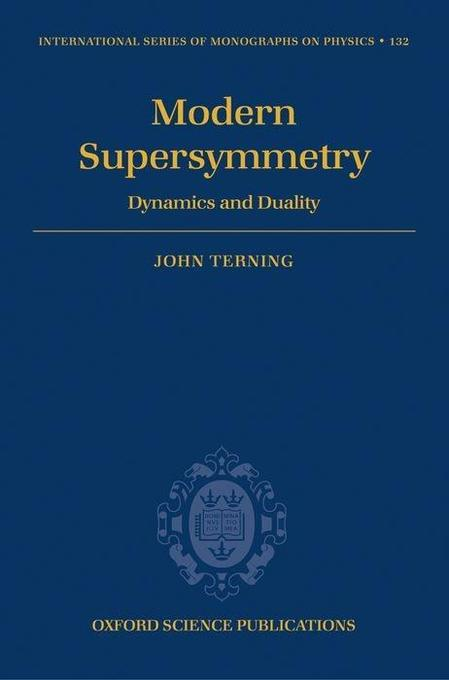 MODERN SUPERSYMMETRY als Buch