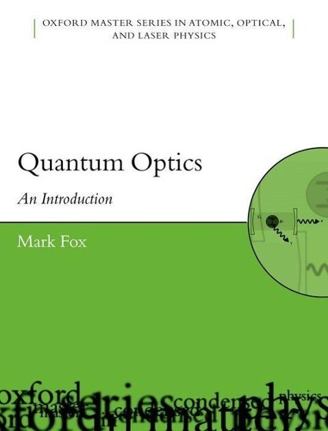 Quantum Optics als Buch