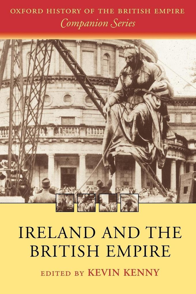 Ireland and the British Empire als Buch