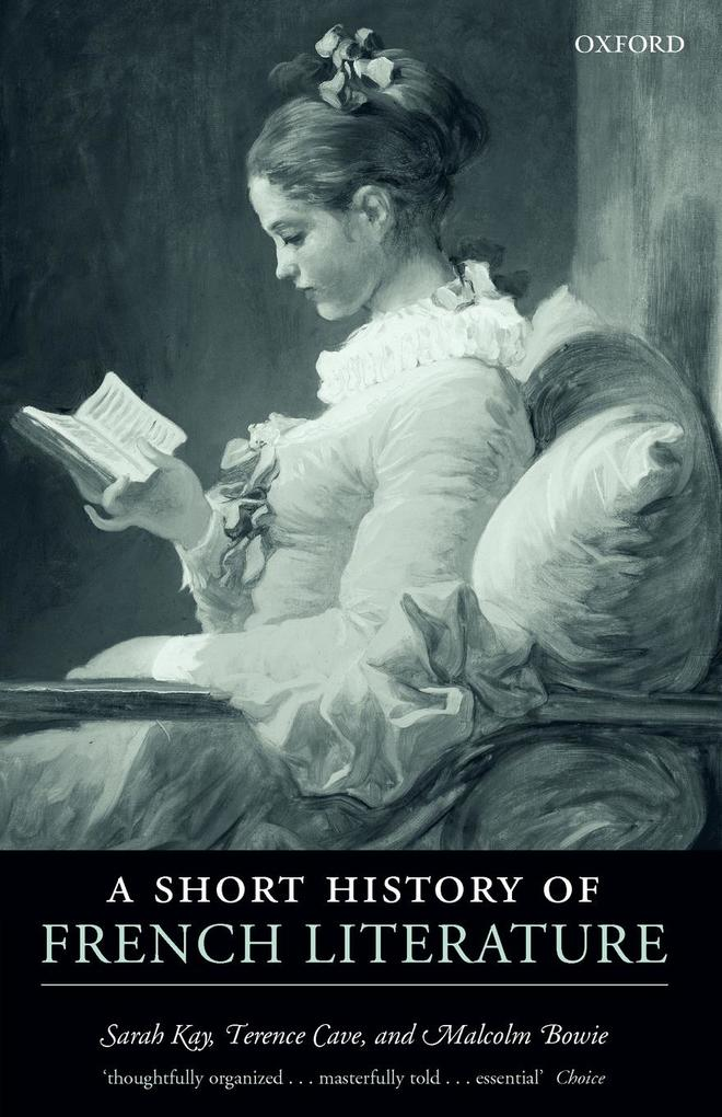 A Short History of French Literature als Buch