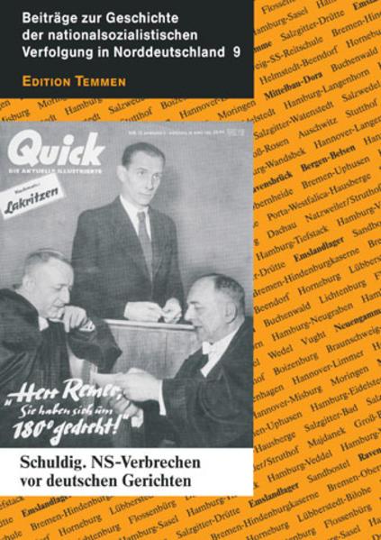 Schuldig: NS-Verbrechen vor deutschen Gerichten als Buch